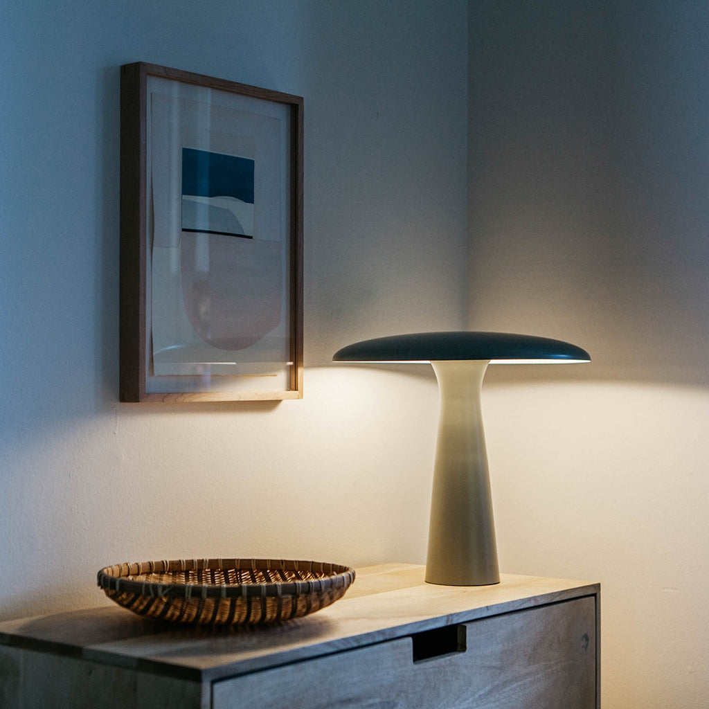 Shelter Table Lamp