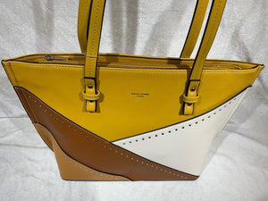 Purse Plus-Colorblock Purse