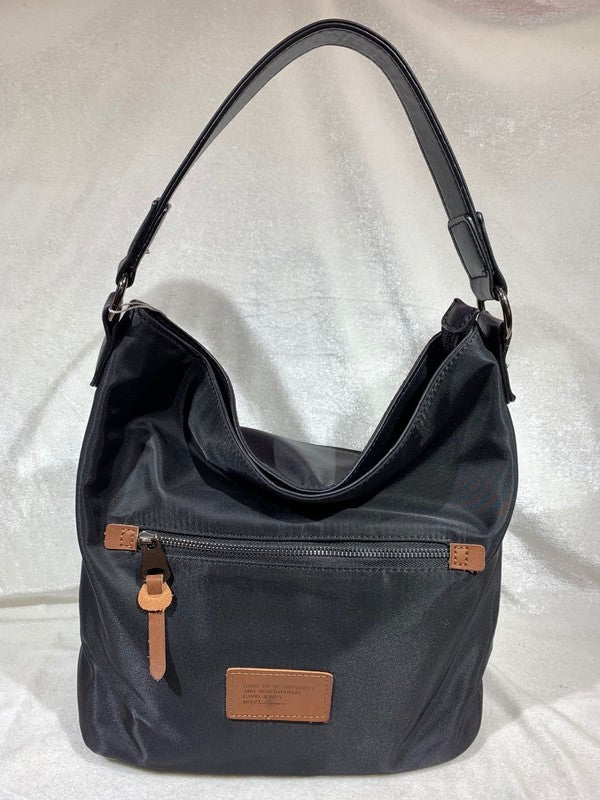 Purse Plus - Light Zipper Top Double Open Wall