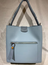 Load image into Gallery viewer, Purse Plus - Smooth Zipper Top Fully Lined Logo and Cotton Interior