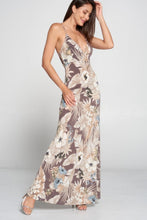Load image into Gallery viewer, Lovely Day - Floral Maxi Dress