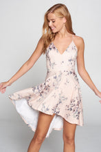 Load image into Gallery viewer, Lovely Day - Floral High Low Dress