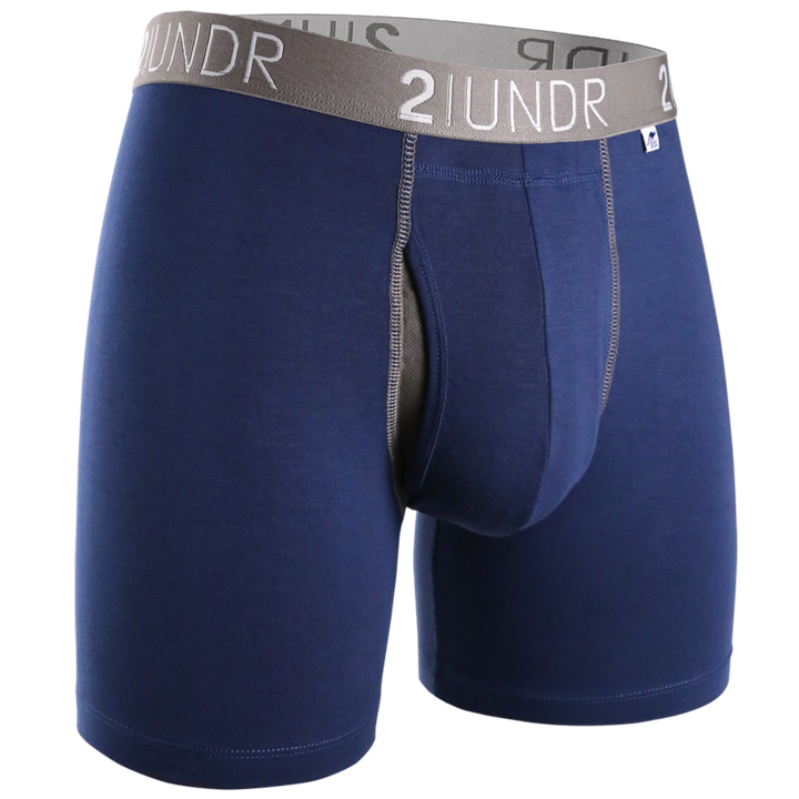 2 UN DR Navy/Grey
