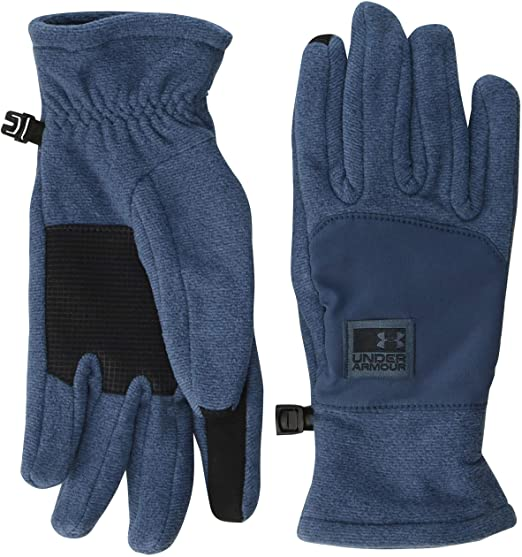 Under Armour - Coldgear Infrared Fleece Glove Mechanic Blue
