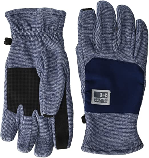 Under Armour - Coldgear Infrared Fleece Glove Mod Grey