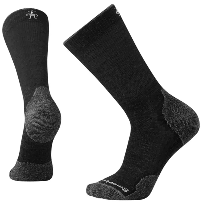 Smartwool - Men's PhD® Outdoor Light Hiking Crew Socks