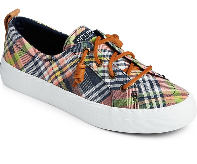 Sperry Crest Plaid