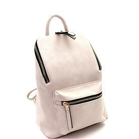 La Plaza - Leather Backpack