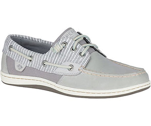 Sperry Songfish Grey Stripes
