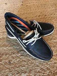 Sperry Authentic Original 2-Eye Daytona Navy