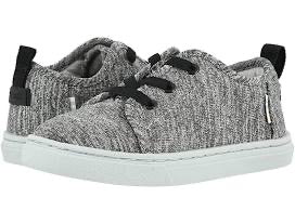 Toms Lenny Elastic Black Repreve Youth