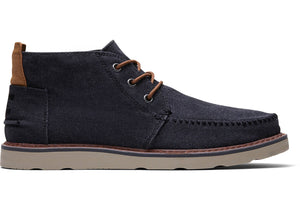 Toms Chukka Black Washed