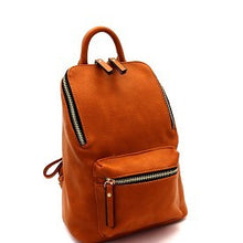 Load image into Gallery viewer, La Plaza - Leather Backpack