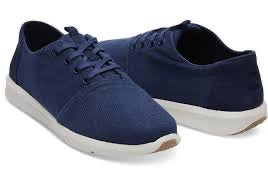 Toms Lenny Navy Washed Youth