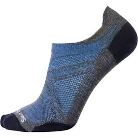Smartwool PhD Run Medium Grey Socks