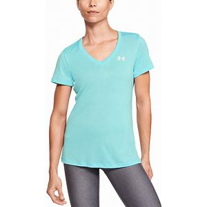 Under Armour - Women's Heatgear Top Aqua