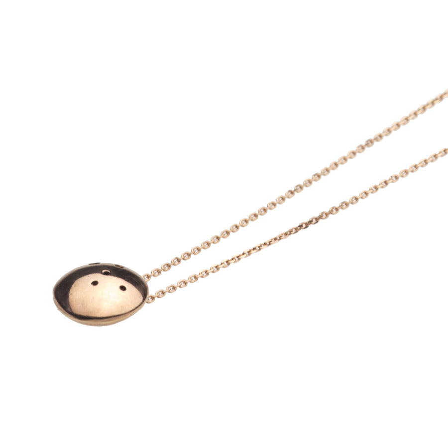 Stella Necklace in 9ct Rose Gold