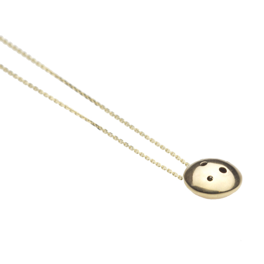 Stella Necklace in 9ct Yellow Gold
