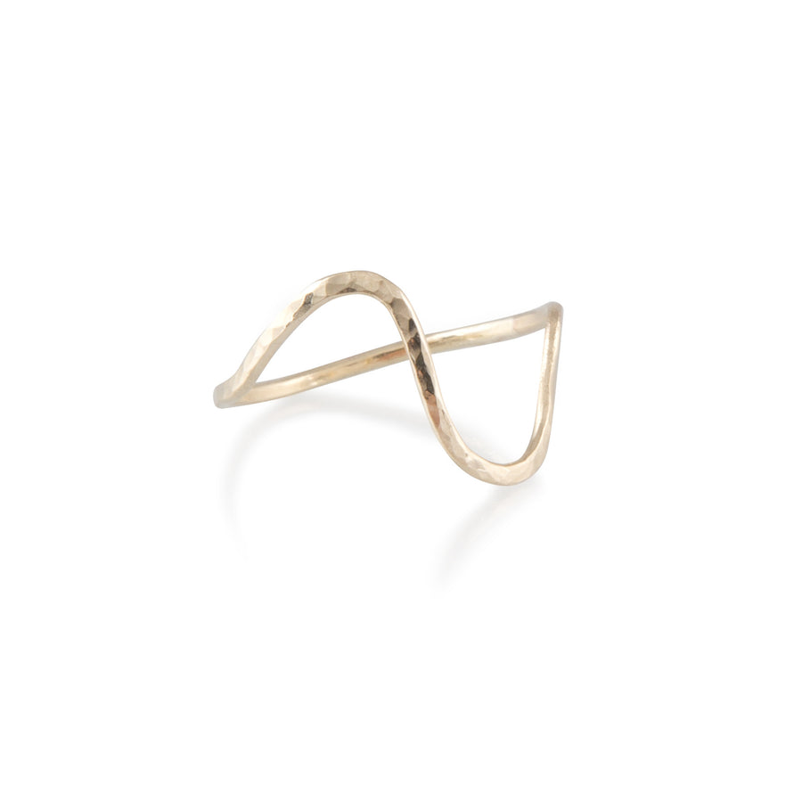 Sally 9ct Yellow Gold Ring