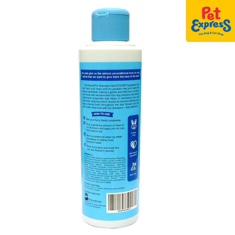 Paws and Fur Sea Breeze Shampoo 500ml