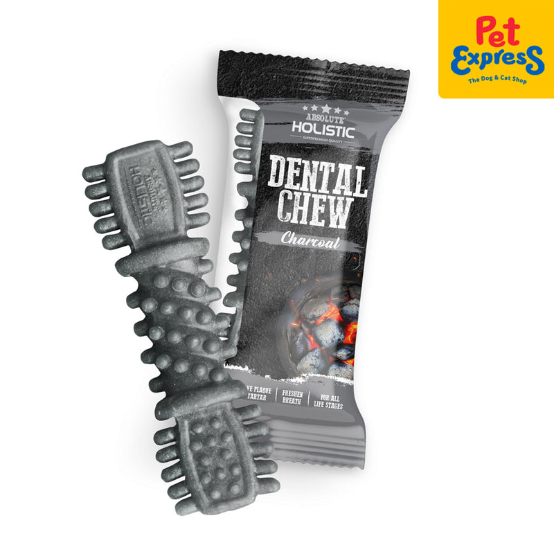 Absolute Holistic Dental Chew Charcoal 25g