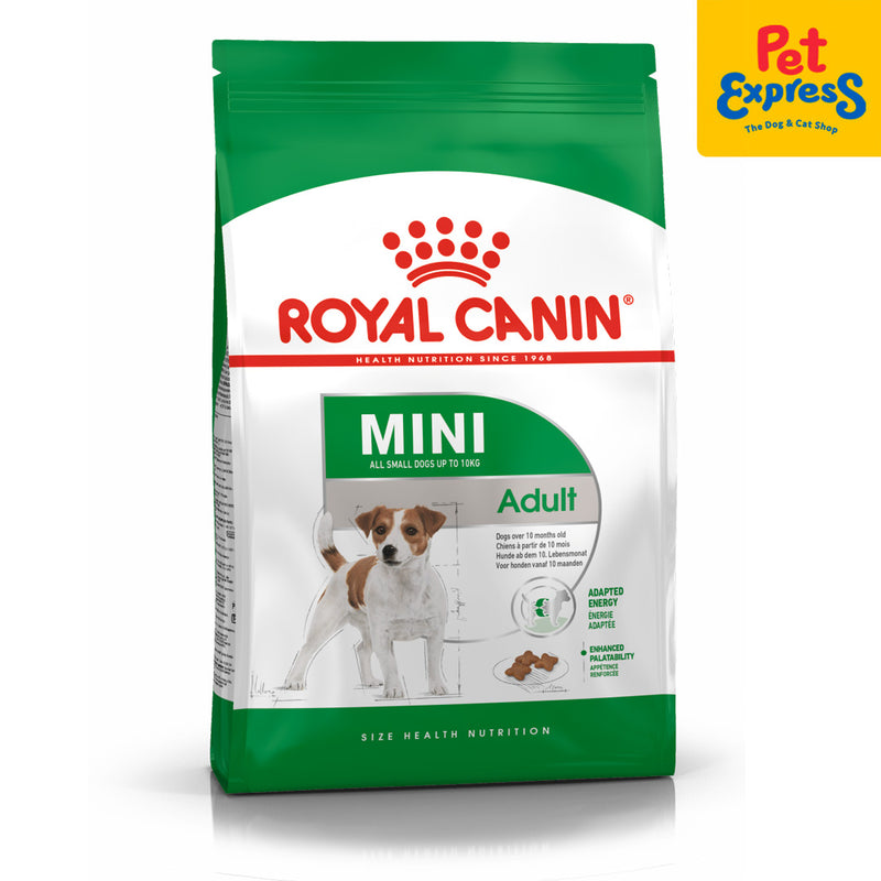 Royal Canin Size Health Nutrition Mini Adult Dry Dog Food 2kg
