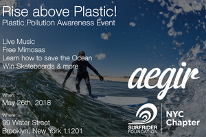 May 26th, 2018 - Rise Above Plastics Event