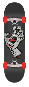 "Santa Cruz Screaming Hand 7.8"" Sk8 Complete"