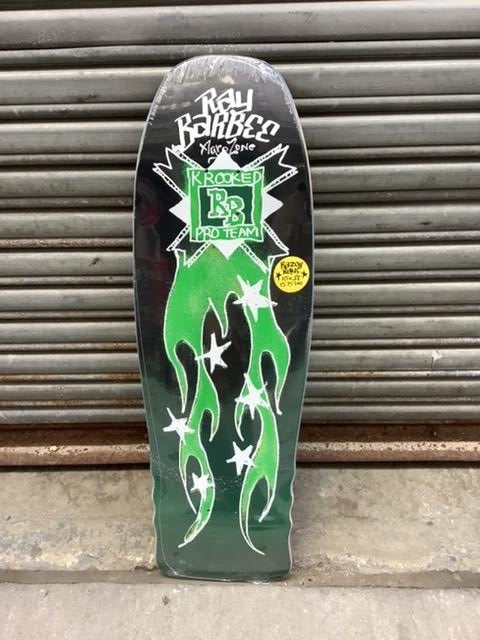 "Krooked Ray Barbee Flames 10"" Deck"