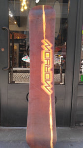 "Morrow Snowboards Todd Richards ""Todd-Zilla 55"" Board"
