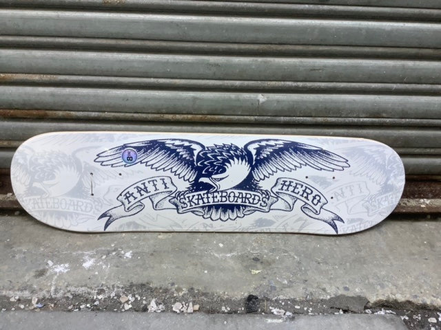 "Anti Hero Copier Eagle 8.06"" Deck"