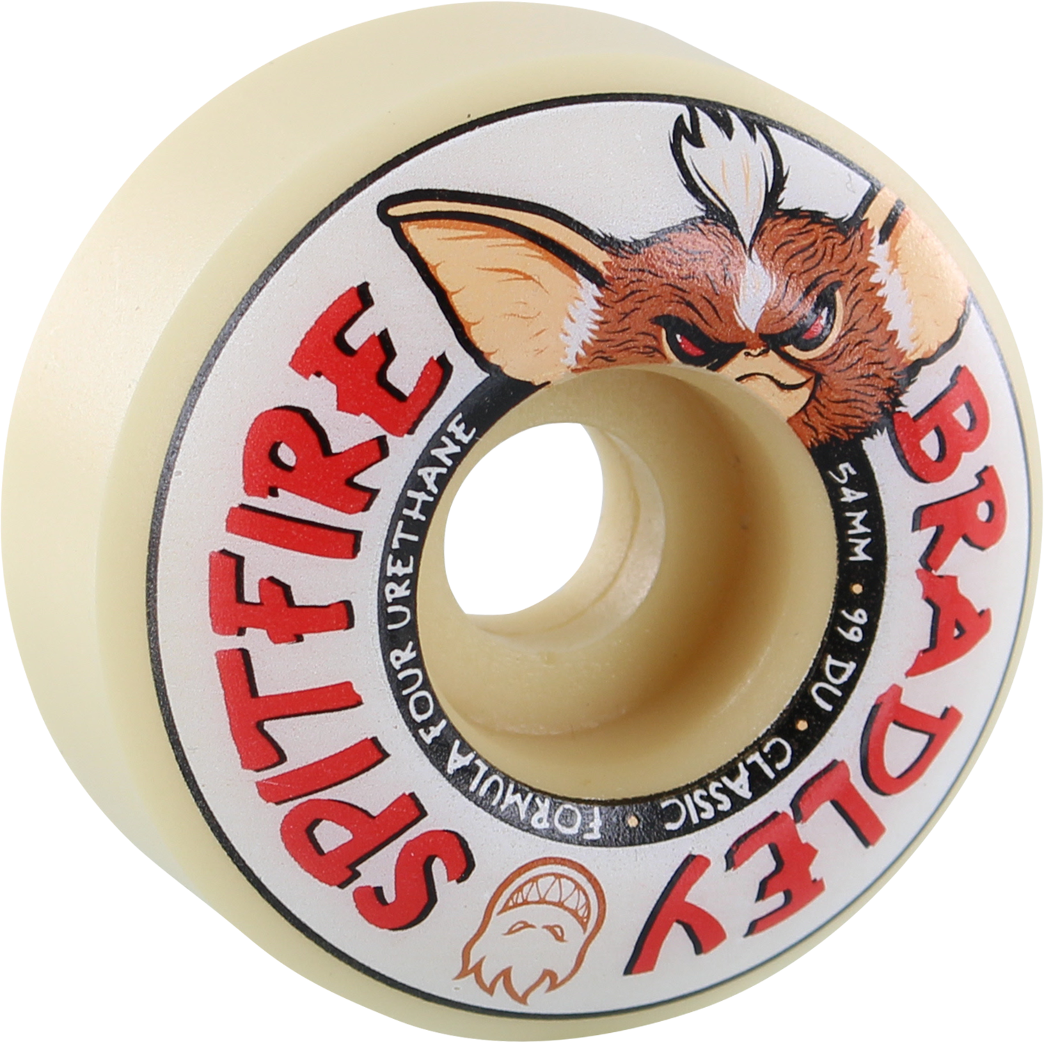 Spitfire Formula Four Classic Bradley Before Midnight Pro Wheels