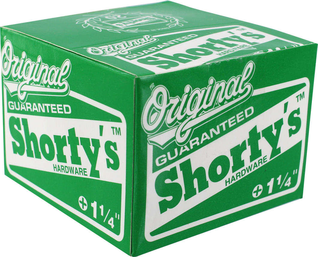 "Shorty's 1.25"" Skate Hardware"
