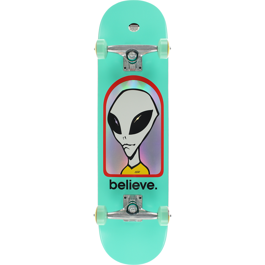 Alien Workshop Believe Hologram 7.75