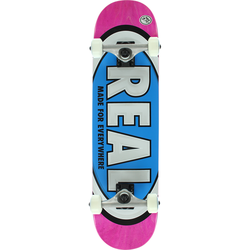 Real Team Oval 7.75