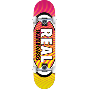 "Real Oval Heatwave 8.25"" Complete"
