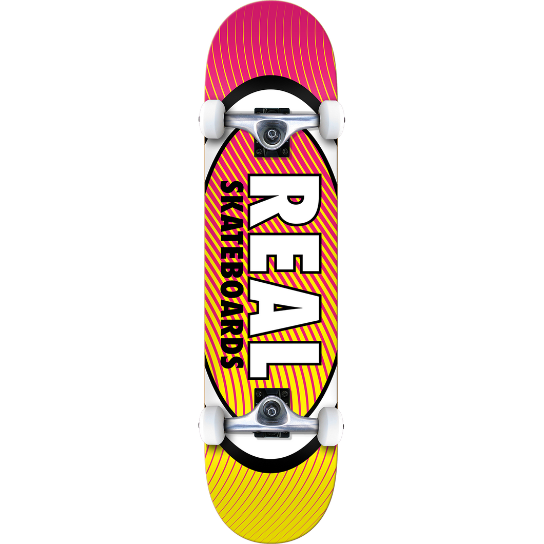Real Oval Heatwave 8.25