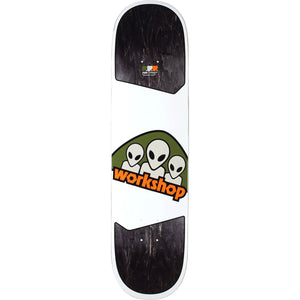 "Alien Workshop Triad 8.12"" Deck"