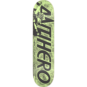 "Anti Hero Highlander Green 8.06"" Deck"