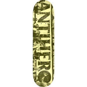 "Anti Hero Third Quarter 8.06"" Deck (Cream)"