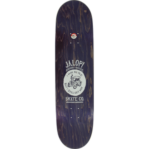 "Anti Hero Grosso Jalopi Skate Co. 8.62"" Deck (Teal)"