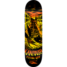 "Anti Hero Kanfoush Flying Rat 8.38"" Deck + FREE GRIP"