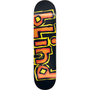 "Blind OG Logo 8.5"" Deck (Black/Org/Yellow)"