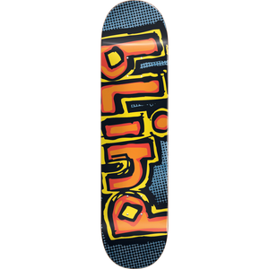 "Blind OG Logo 8.5"" Deck (Blue/Org/Yellow)"