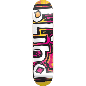"Blind OG Watercolor 8"" Deck (Pink / Yellow)"