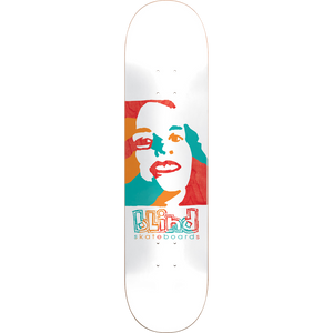 "Blind Psychedelic Girl 8"" Deck"