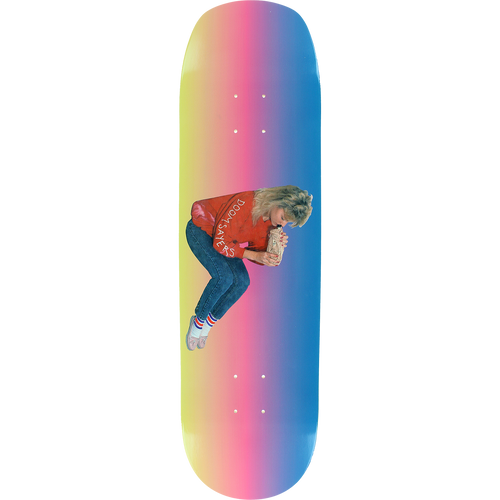 "Doom Sayers Floating Becky 8.4"" Deck + FREE GRIP"