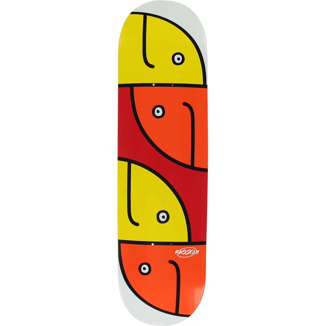 Hosoi Gonz Fish Head 8