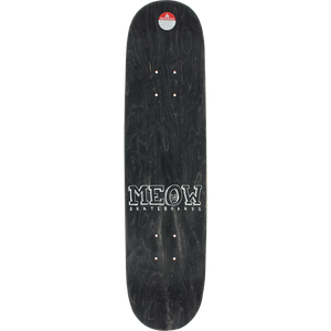 "Meow Big Cat 7.25"" Deck + FREE GRIP"