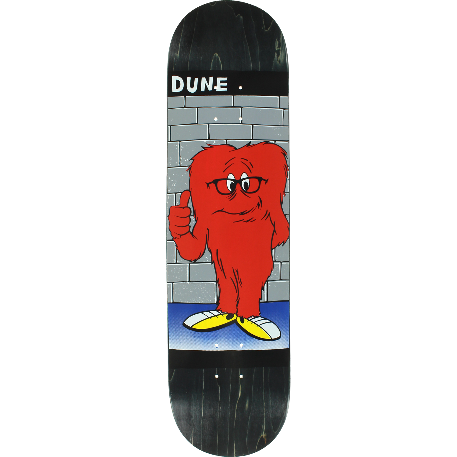 "Prime Dune Glasses ""Gossamer"" 8.25"" Black Deck"